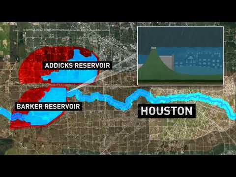 Why Houston Floods