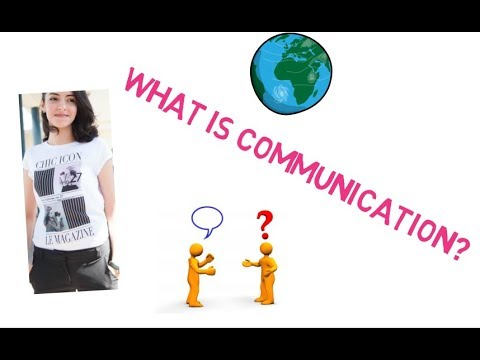 Course 1 : The Concept Of Communication | Effective Communication
