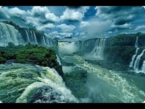 Водопады Игуасу, обе стороны Аргентина и Бразилия