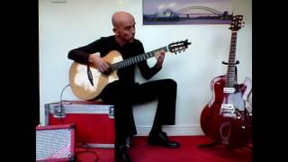 Pachelbel's Canon In D - Classical Guitar