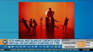15th annual Nuit Blanche goes virtual