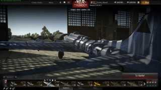 War Thunder - B-17 Flying Fortress