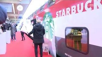 Starbucks auf Schienen: Das ist das neue SBB-Restaurant