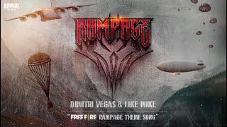 """Free Fire   DVLM x Free Fire: """"Rampage"""""""
