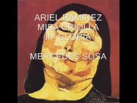 letras de la misa criolla: