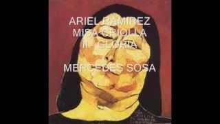 "MERCEDES SOSA SINGS ""MISA CRIOLLA"""