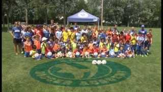 Inside Peek Into A Summer Camp Day At Hansa Soccer Academy
