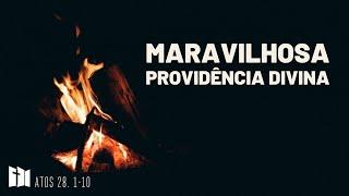 Maravilhosa providência divina | Rev. Ediano Pereira