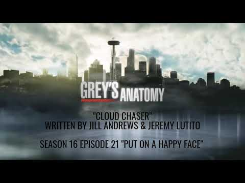 Grey's Anatomy - Cloud Chaser   Jill Andrews & Jeremy Lutito   S 16 Ep 21