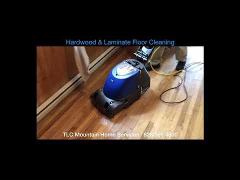 Hardwood & Laminate Floor Cleaning
