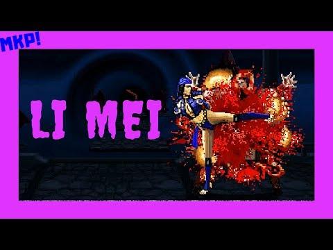 Destroying Turd Ferguson!!! - Li Mei Playthrough (MKP Revitalized)