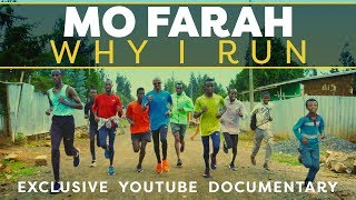 Mo Farah: Why I Run | EXCLUSIVE YOUTUBE DOCUMENTARY