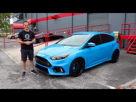 Do I REGRET buying a 2017 Ford Focus RS? 15 month UPDATE