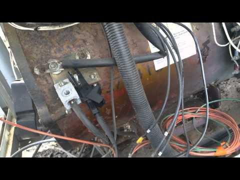 testing the insulation on a generators windings  (mega-ohm testing)