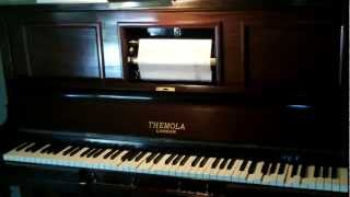 1928 Themola London Pianola - Parade Of The Wooden Soldiers