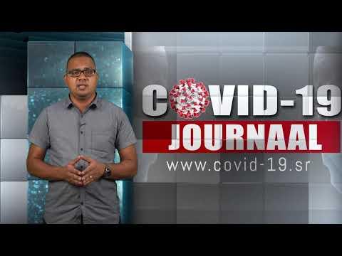 Het COVID 19 Journaal Aflevering 59 07 Oktober