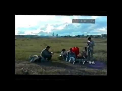 Travel journal:  07/1996 Mongolia- Beijing
