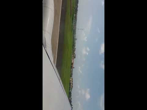 Awesome takeoff from goa dabolim international airport Spicejet Boeing 737 900ER