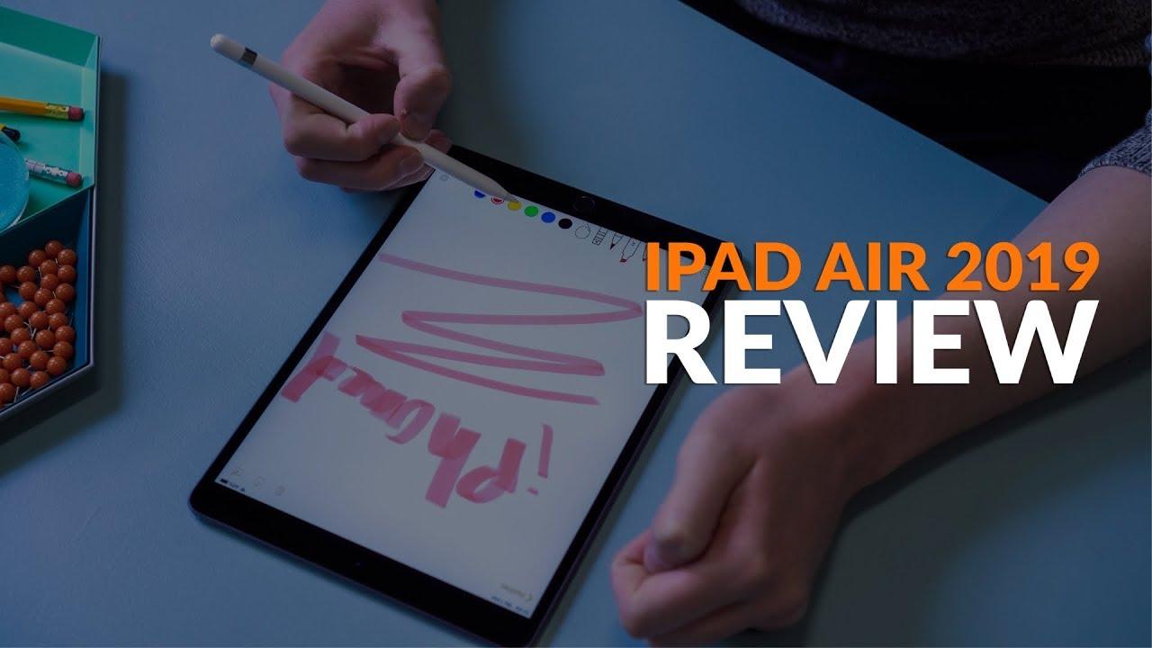 iPad Air 2019 review  - De beste tablet voor de meeste mensen