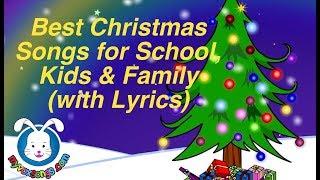 Jingle Bells with Lyrics & more Christmas Songs For Kids