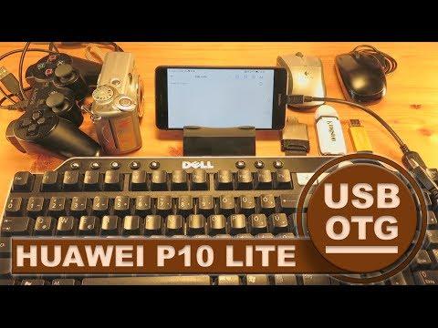 Huawei P10 Lite USB OTG (USB On The Go) USB Host