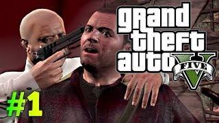 #1 Grand Theft Auto V - Prolog!