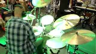 Billy Ward Drum Clinic Sam Ash San Antonio
