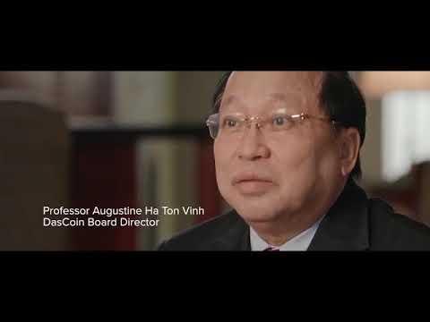 The DasCoin team - Augustine Vinh's story