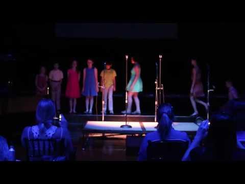 California Musical Theater/Music Circus Broadway Gala May '15