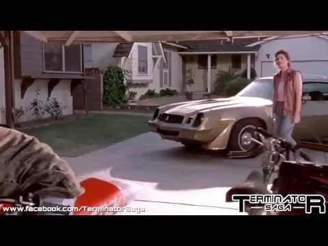 Terminator 2: Judgment Day - John's false...