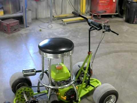 Barstool Racer 1500 Youtube