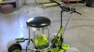 Barstool Racer $1500