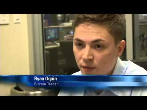 Bitcoin Silk Road bust YNN News report with Ryan Oquin