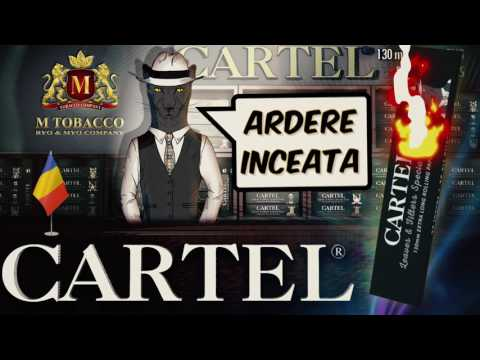 CARTEL 130 mm  rolling papers  Romania