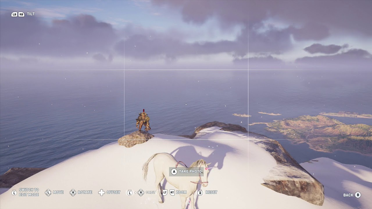 King Arthur Reference Location Lakonia Assassins Creed Odyssey Map Guide Youtube