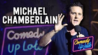 Michael Chamberlin - Comedy Up Late 2017 (S5, E10)