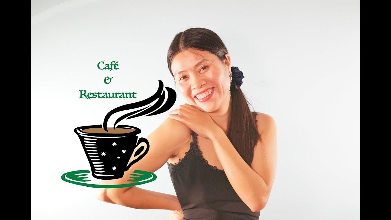 IELTS Speaking: A CAFÉ or RESTAURANT [Luyện thi IELTS theo đề mới nhất]