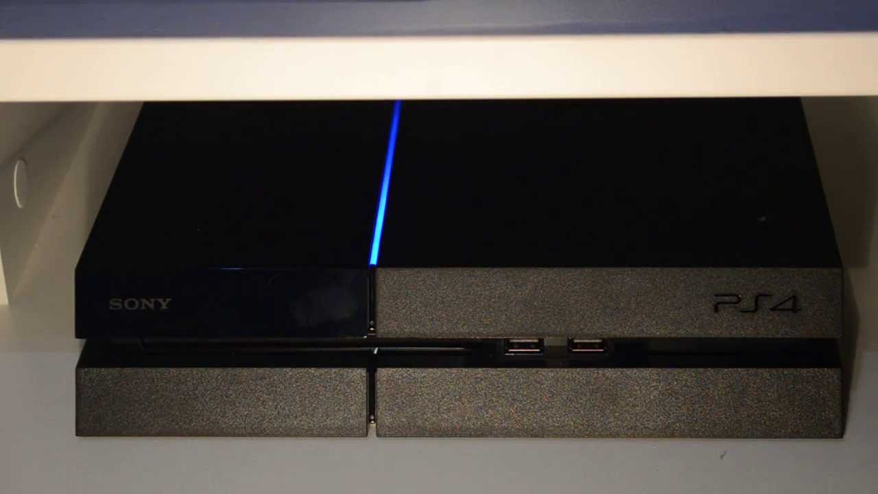 ps4 the colors of the console in different states youtube. Black Bedroom Furniture Sets. Home Design Ideas