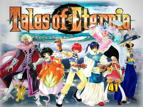 Tales of Eternia 41 Tales Girls Appreciation