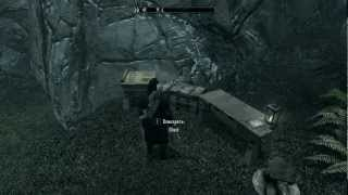 Skyrim: HearthFire - Как Построить Дом? / Как узнать id Предметов