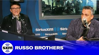 The Russo Brothers on Filming The Funeral in 'Endgame'