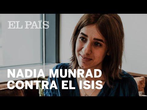 Nadia Murad, la joven yazidí  que fue...