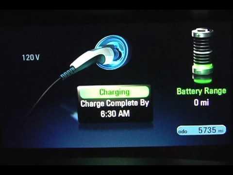 2017 Chevrolet Volt Charging