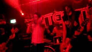 Glitterati - Here Comes a Close Up - Live Upstairs Garage 11/6/09