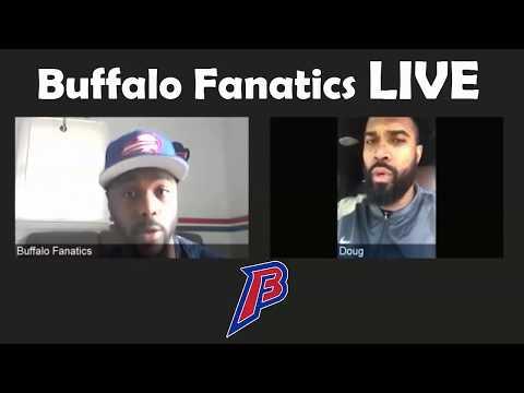 Buffalo Fanatics Interview | Former OSU & NFL Defensive Player Doug Worthington