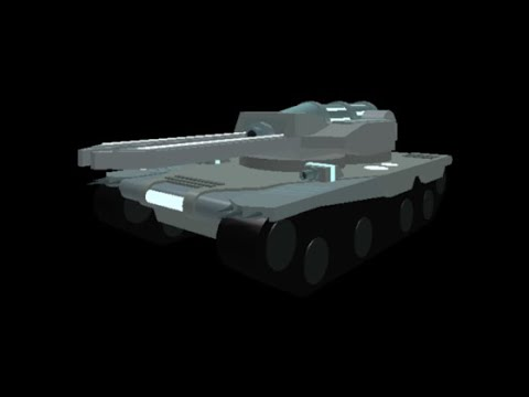 Roblox Railgun Railgun Tank Roblox Tower Defense Simulator Youtube