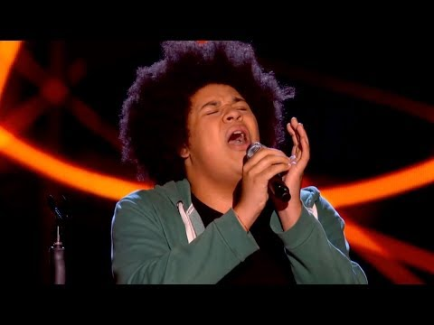The Voice UK 2013 | Lem Knights performs Do It Like A Dude - Blind Auditions 3 - BBC One