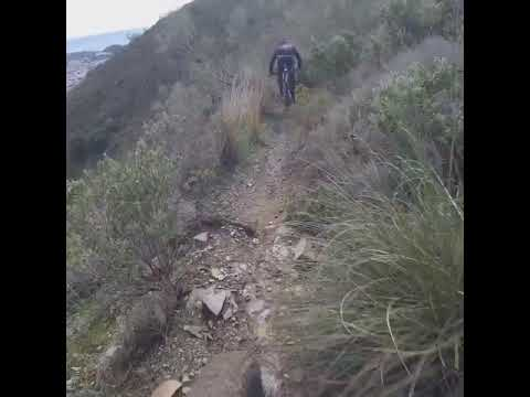 Ruta mtb por los montes de Málaga y