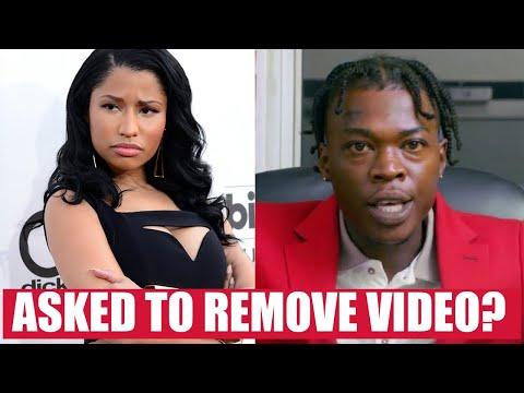 Nicki Minaj DISS Skillibeng For REMIX, Is FAKE! |Fantan Mojah BACK Again | Producer Praises Alkaline
