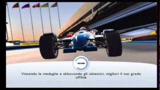 Trackmania Wii - First Look - Gameplay - Nintendo Wii